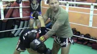 Muay Thai Techniken A