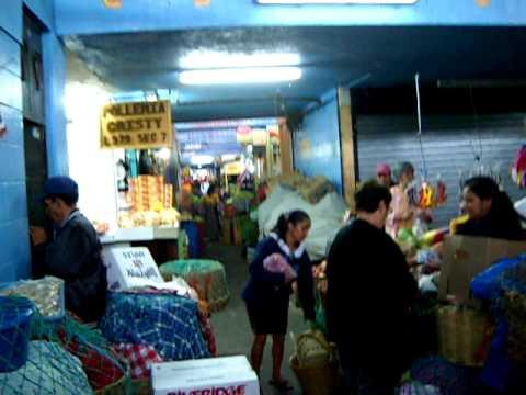 Antigua Market Saturday FEB 11 2012