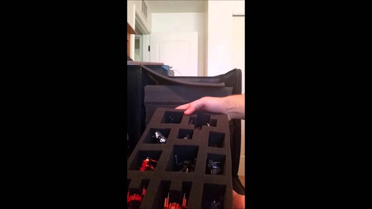 Battletech Minis In Battlefoam Pack 352 Youtube A great bag for transporting smaller skirmish size games. youtube