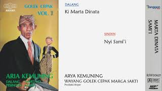 [Full] Wayang Golek Cepak - Arya Kemuning   Marta Dinata - Sami'i   Marga Sakti