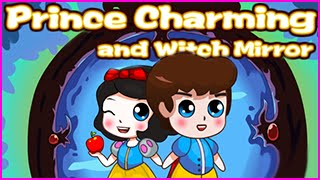 PRINCE CHARMING AND WITCH MIRROR Level 1 15 Walkthrough