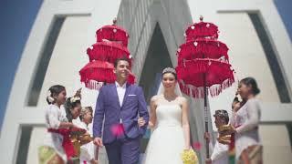 Dream Wedding at The Ritz-Carlton, Bali