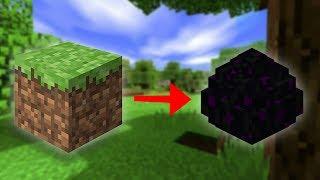 Minecraft... but everything Drops Random Loot.