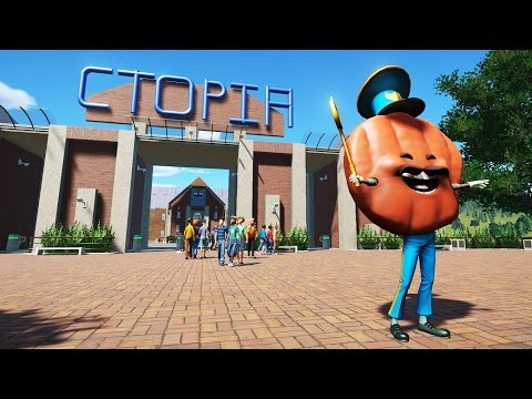 Planet Coaster Gameplay - Starting Ctopia 2.0! - Let's Play Planet Coaster Part 1