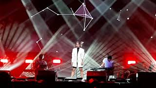 """Presentación + Anaju ft Vonzo """"Me iré"""". Concierto OT Madrid 25/7/20"""