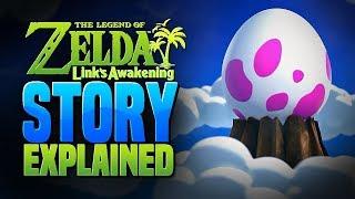 Link's Awakening: Story/Ending Explained