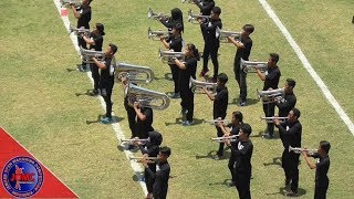 Brass Battle De'Remah Vs Ashwin Willemse MSB South Africa JOMC 2017 - Babak Pertama
