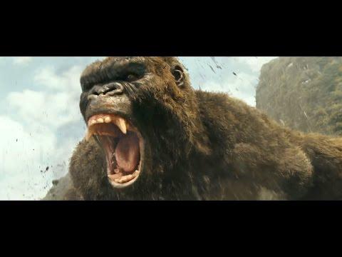 映画『キングコング:髑髏島の巨神』特別映像(Kong is King)【HD】2017年3月25日公開