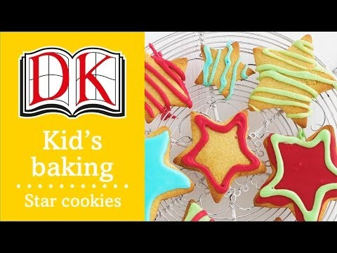 Baking For Kids: Cookie Recipe