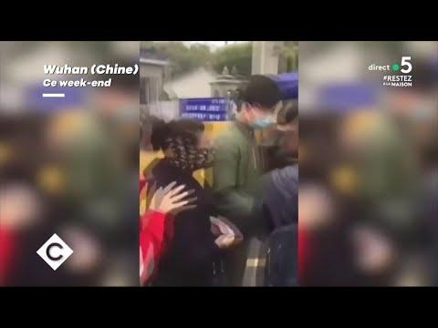 La Chine A-t-elle Menti ? - C à Vous - 30/03/2020
