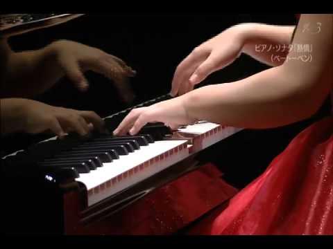 """Aimi Kobayashi plays Beethoven Sonata No.23 op.57 F-minor """"Appassionata"""""""