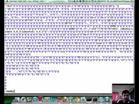 SecurityTube GNU Debugger Expert: What's up with the Symbol Files?