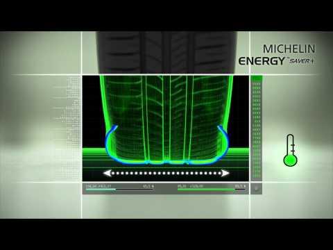 Michelin Energy Saver tread efficient use