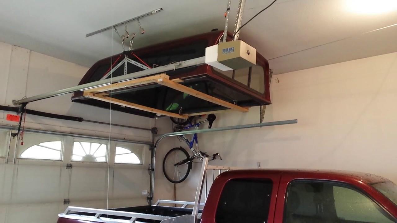Canopy Hoist Update Youtube