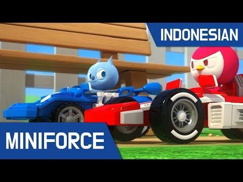 [Indonesian Dub.] MiniForce Best 8