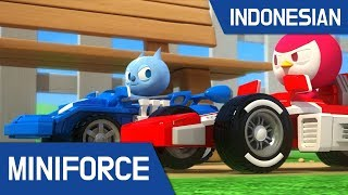 [51.73 MB] [Indonesian dub.] MiniForce Best 8