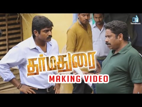 Dharmadurai Making Video | Vijay...