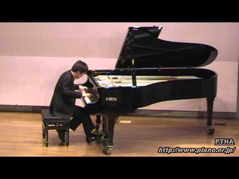 ブラームス/6つの小品,Op.118 第6番 間奏曲 変ホ短調/pf.関本昌平