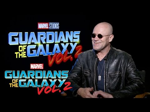 Michael Rooker on Marvel Studios' Guardians of the Galaxy Vol. 2