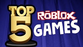 MORE Top 5 Roblox Games (No one knows about...)