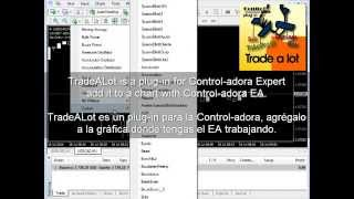TradeALot - Controladora Demo MetaTrader 4