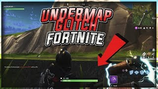 """NEW WORKING"" UNDERGROUND GLITCH IN FORTNITE! 