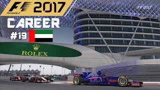 Disaster and Disappointment | F1 2017 Career Mode Part 19