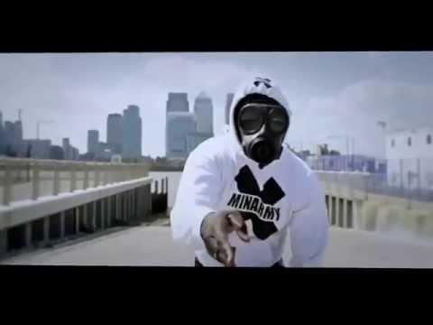 Dot Rotten - Over Here (Official Music Video) X- Minsane EP -X  Zeph Ellis 2015 - Fan Made
