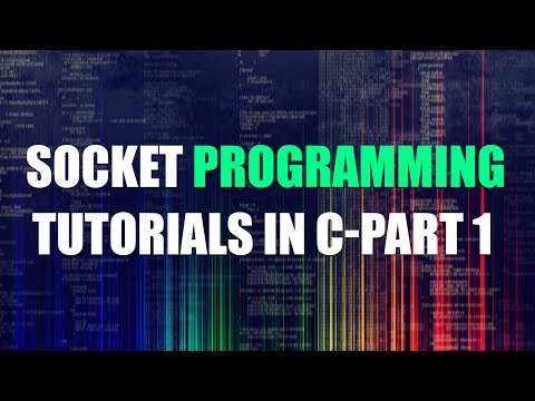 Socket Programming Tutorial In C For Beginners | Part 1 | Eduonix