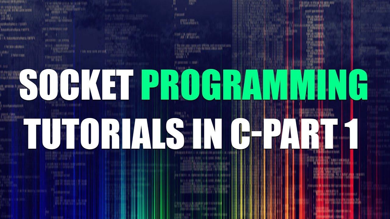 Socket programming tutorial in c for beginners | part 1 | eduonix.
