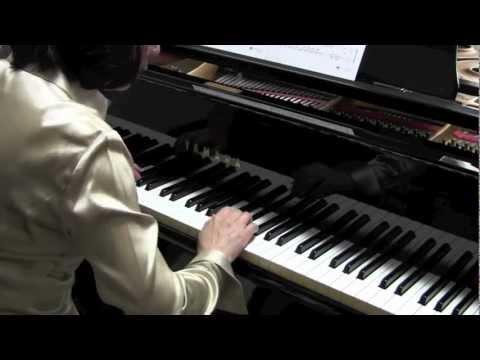 ピアノソナタ 第14番 嬰ハ短調「月光」op.27-2 Ludwig van Beethoven