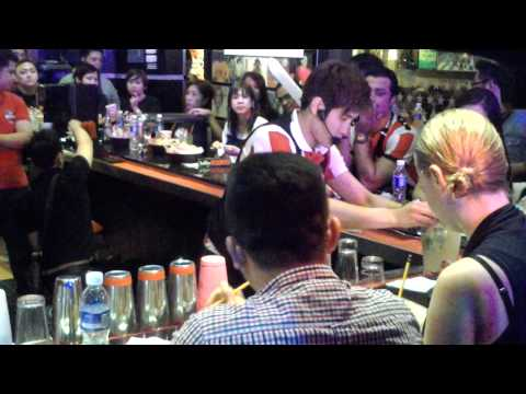 TGIFridays Asia-Pacific Bartender Championship (Korea bet)