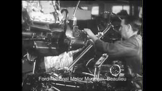 Auto-biography (Ford V8 22HP) - 1936