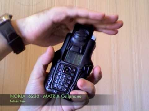 Matrix Cellphone-Nokia 6230