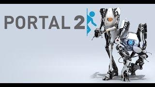Portal 2 - Начало пути: Часть 1(Глава 1,2,3)