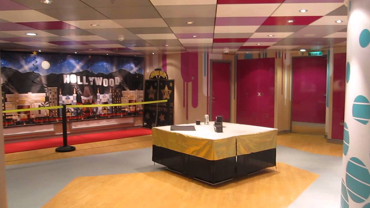 Splash Academy Kids Club On The Norwegian Breakaway