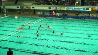 Водное поло Water Polo 2013-04-1 LEN Trophy Финал Жен ЦСП Измайлово-Штурм2002