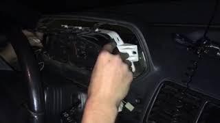 #1 замена лампочек в панели приборов ВАЗ 2110