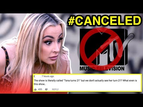 TANA'S MTV REALITY SHOW IS CANCELED BY FANS (MONDAY MASHUP) thumbnail