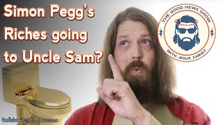 Simon Pegg's Riches goes to Uncle Sam | TGN#05