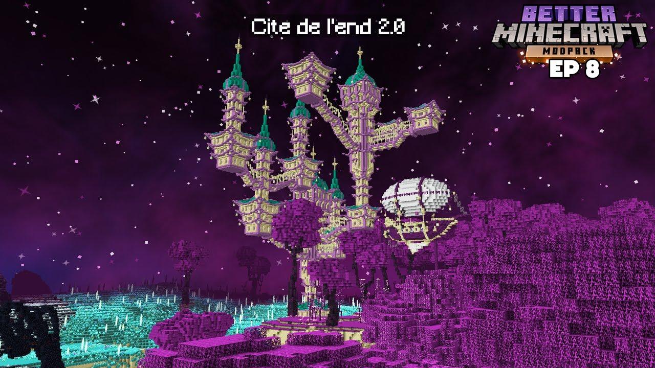 Download J'ai exploré l'END 2.0 ! (c'est magnifique) - Episode 8 BetterMC 1.17