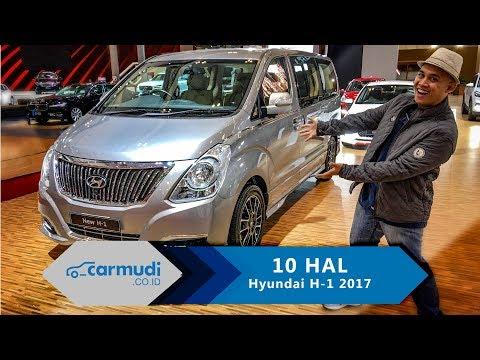 Hyundai H 1 2017 Indonesia 10 HAL yang Perlu Diketahui