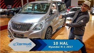 Hyundai H 1 2017 Indonesia 10 HAL yang Perlu Diketahui смотреть