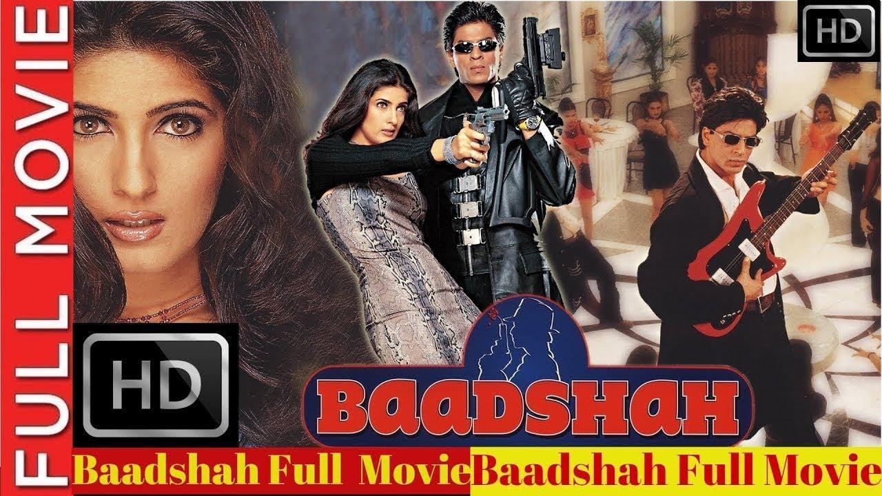 Baadshah (1999) Full Movie *HD* - Shahrukh Khan & Twinkle Khanna -  Bollywood Comedy Movie