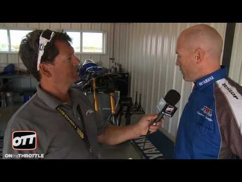 Proper Brake Cleaning with Yamaha Factory Wrench Seamus Taaffe