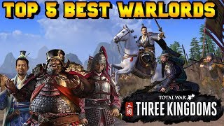 Top 5 Best Three Kingdoms Warlords for Each Class