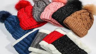 children knitted hats