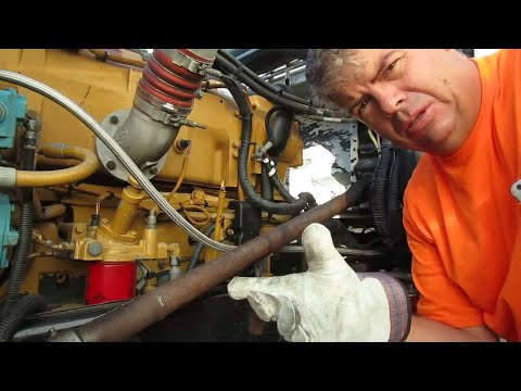 #145 That Broken Hood Latch The Life of an Owner Operator Flatbed Truck Driver Vlog