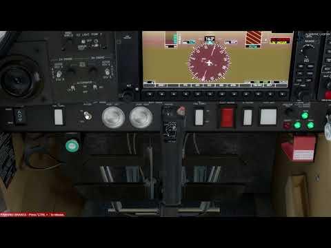 Comparing the Vertx and Carenado Diamond DA62 for P3D - YouTube