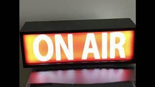 'RadioActive' radio program on 103.7 3WAY-FM